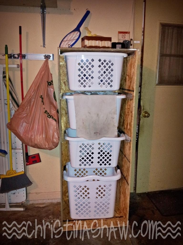 diy rolling laundry basket cart by tina shaw pixel scrapper digital forums
